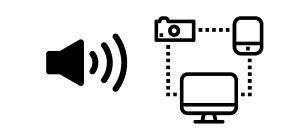 Conexión y sonido