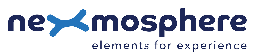 Logo Nexmosphere elements form experience